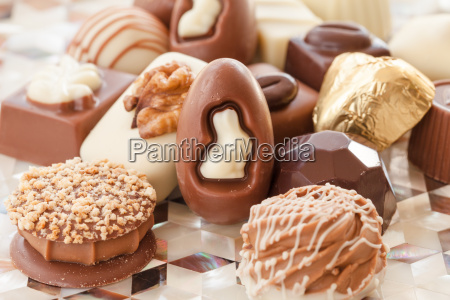 selection, of, different, chocolates - 16324127
