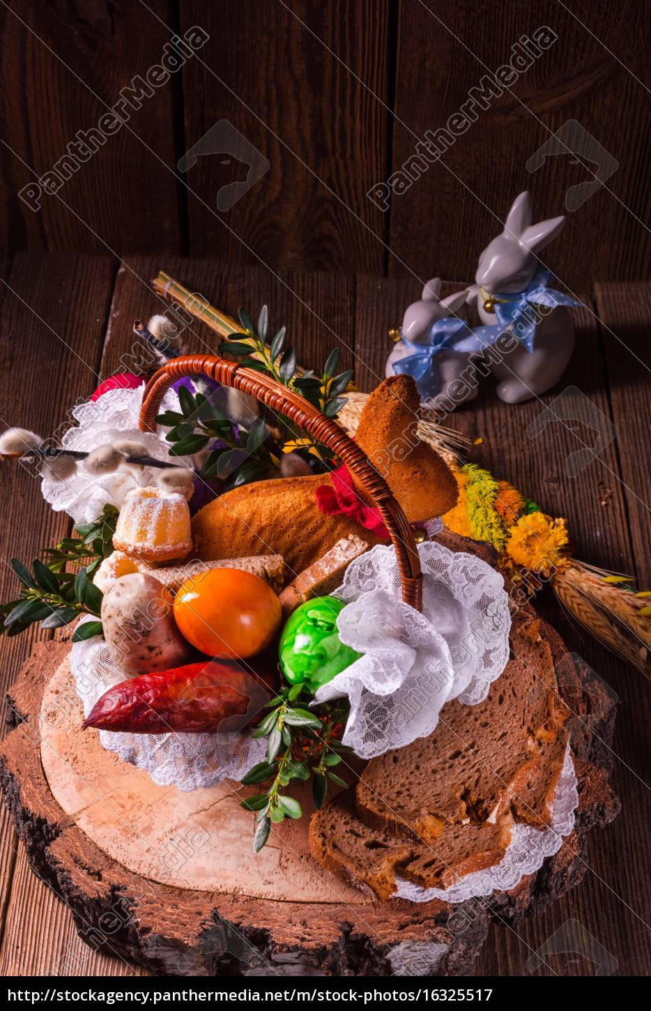 basket, of, food - 16325517