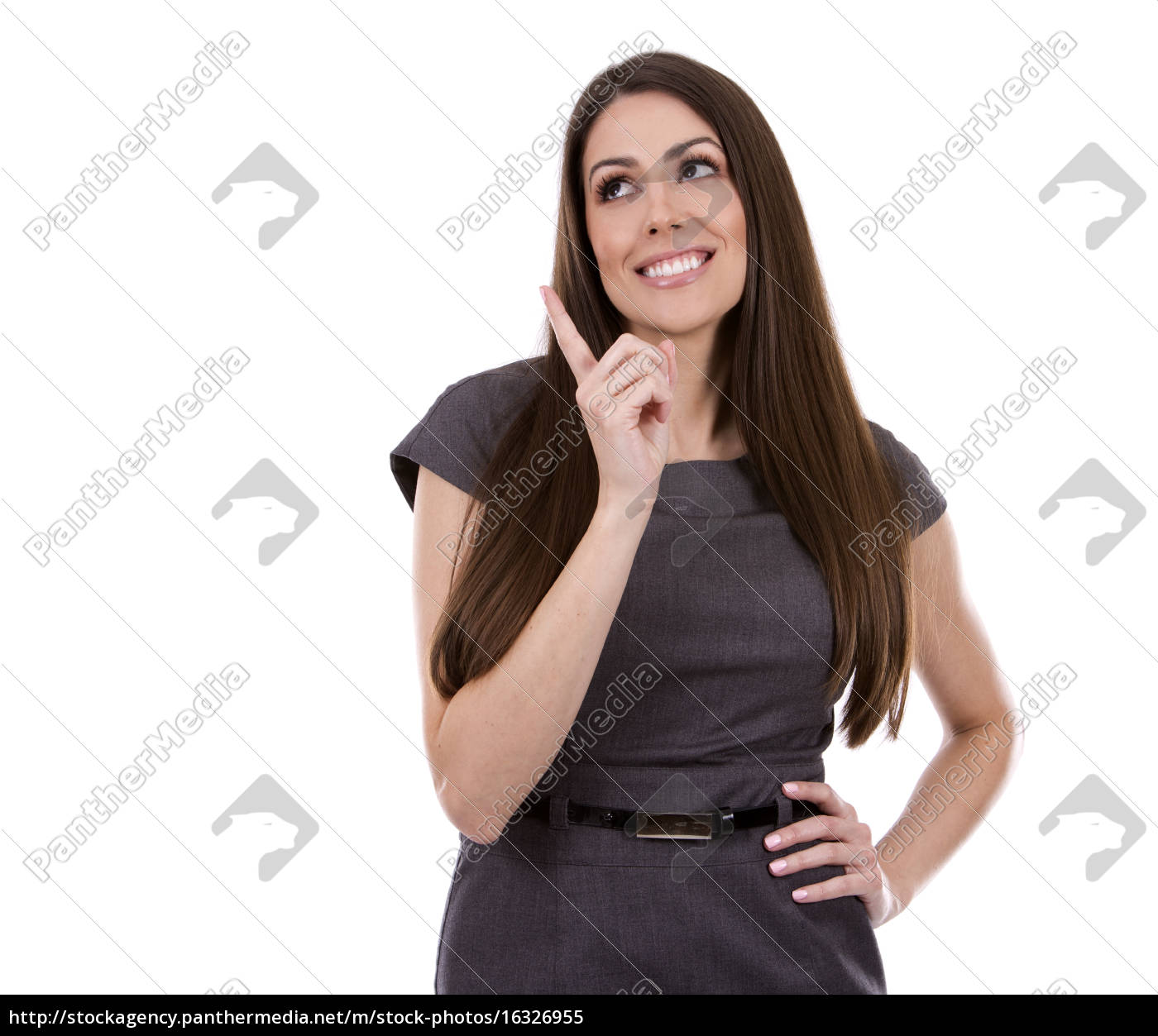 business, young, woman - 16326955