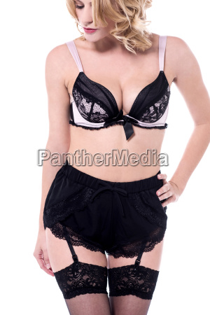 trendy lingerie is available on stores
