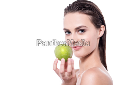 green apples are good for health