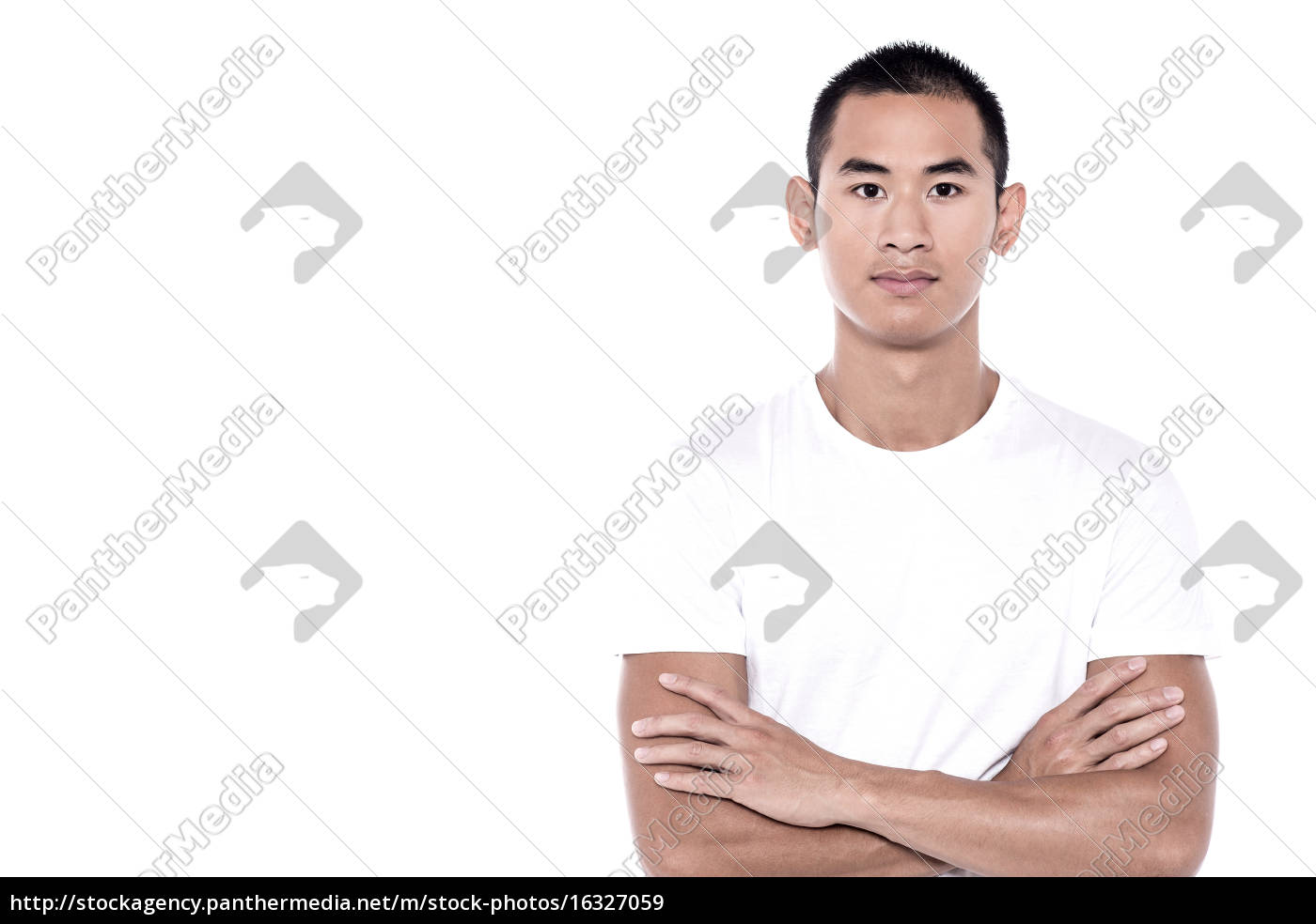 portrait, of, young, man - 16327059