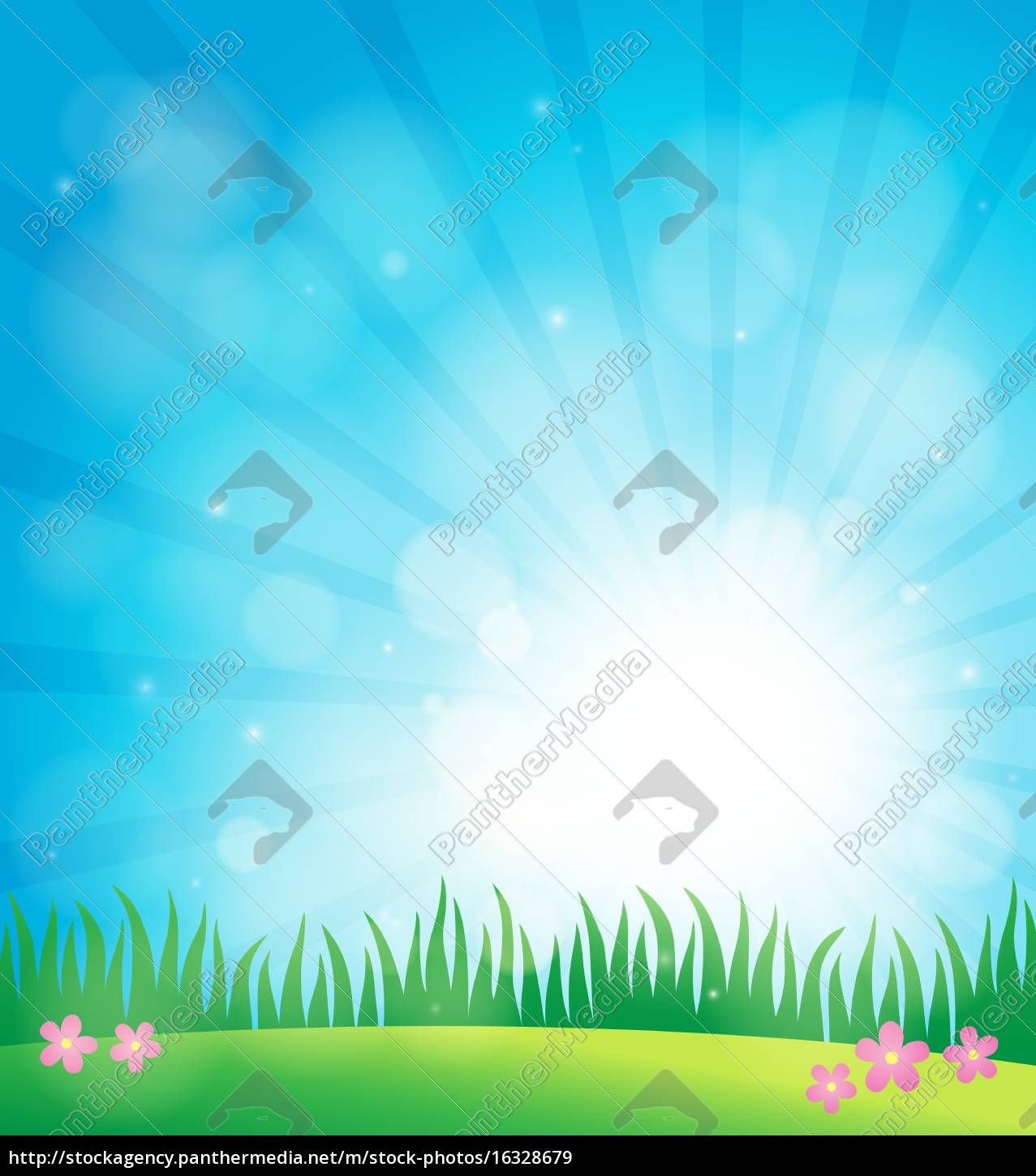 spring, topic, background, 2 - 16328679