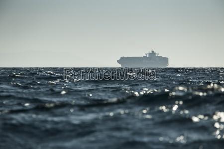 spain andalusia tarifa cargo ship