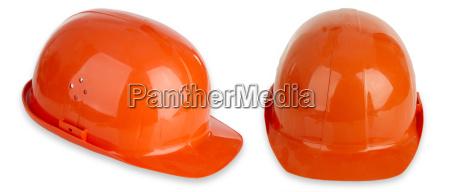 helmet construction worker industrial safety