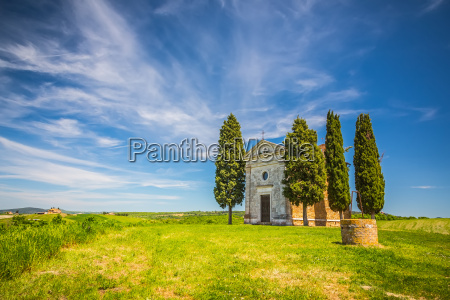 chapel, in, tuscany - 16338339