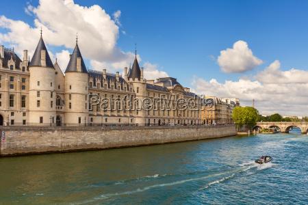paris, cityscape. - 16339459