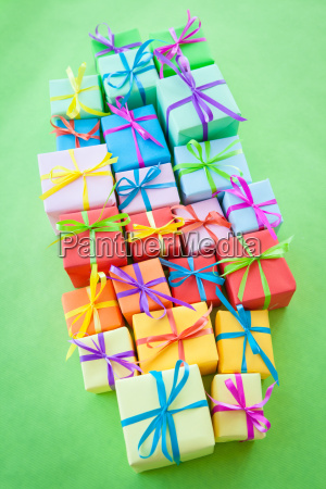 small, colorful, gifts - 16341305