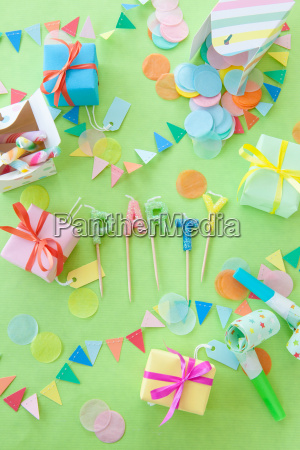small, colorful, gifts - 16341315