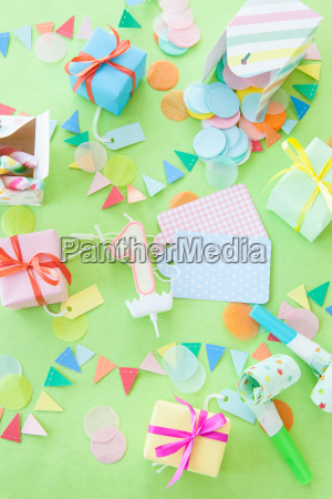 small, colorful, gifts - 16341317