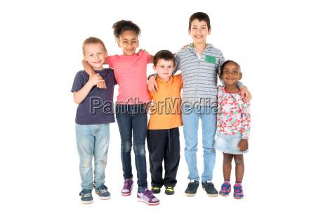 group, of, children - 16346007