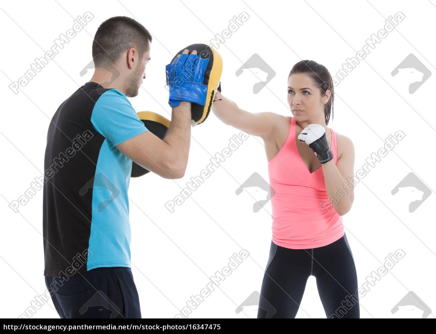 boxing, training, exercise - 16347475