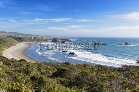 usa california big sur pacific coast