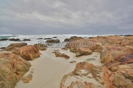 asilomar state beach monterey peninsula central