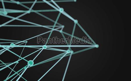 science molecule dna model structure