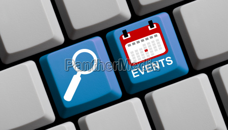 search online for events