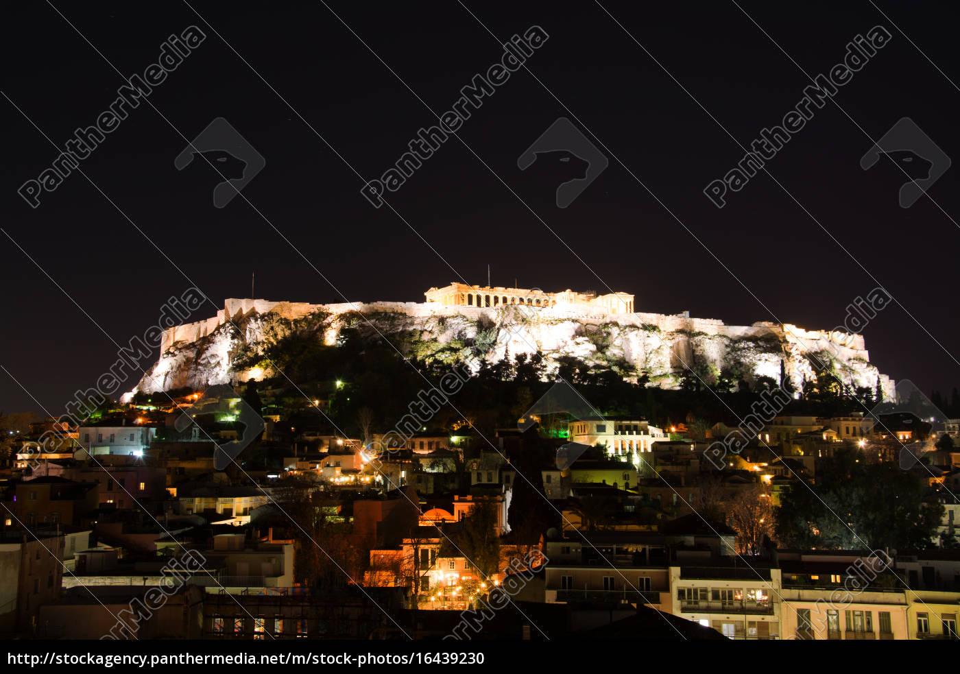 acropolis, in, athens, greece - 16439230