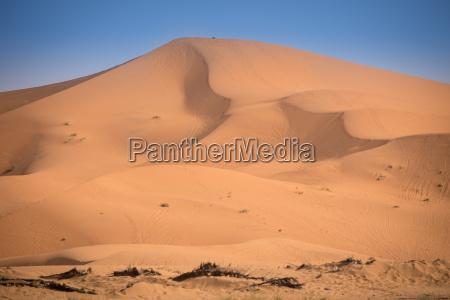 dunes morocco sahara desert
