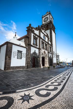 tower of st sebastian church igreja
