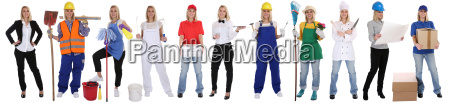 occupations occupations vocational training business woman