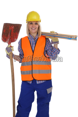 construction worker woman construction worker occupation