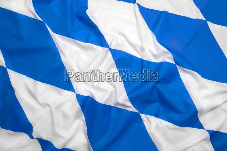 flag of bavaria germany