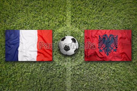 france vs albania group a