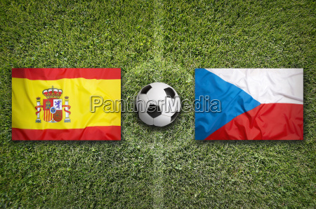 spain vs czech republic group d