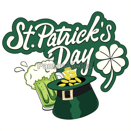 st patrick day symbols irish celebration