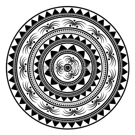 islam arabic indian ottoman motifs monochrome
