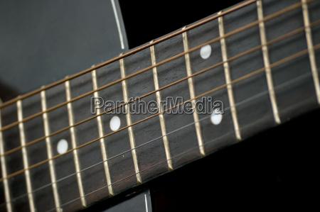 guitar, fretboard, closeup - 16697206