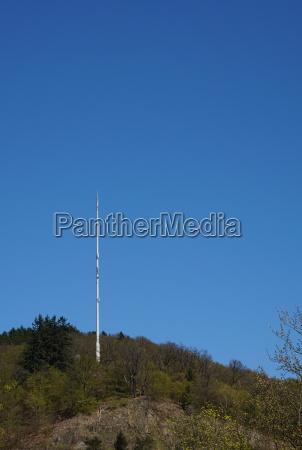 transmission mast