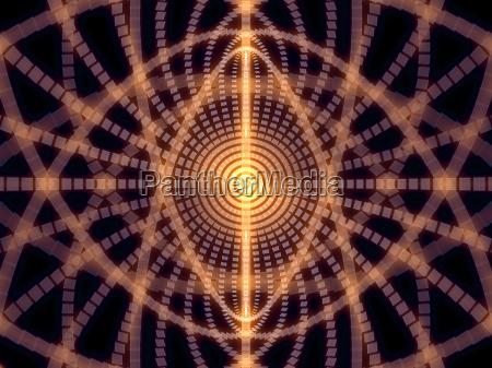 grid lines visualization