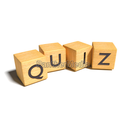 dice with quiz