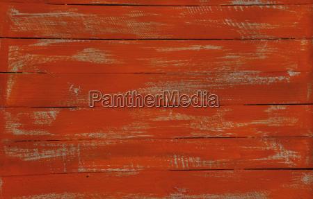 vintage horizontal orange background old wooden
