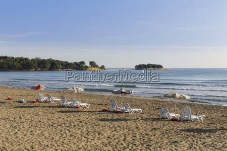 turkey black sea sinop akliman beach