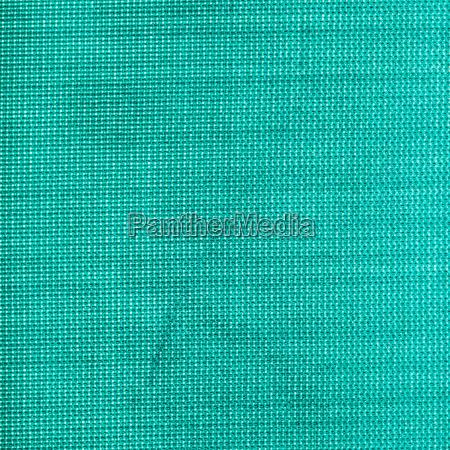 square textile background green silk