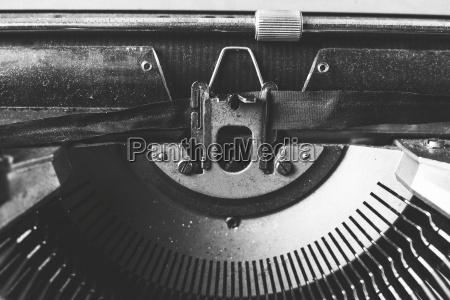 typewriter ribbon