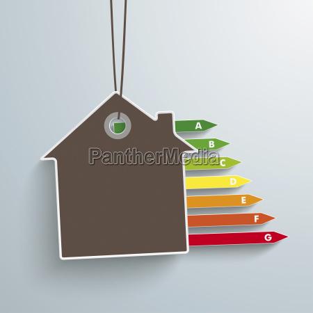 ilustracion del vector casa y la