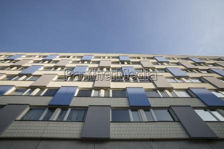 germany saxony leipzig high rise building