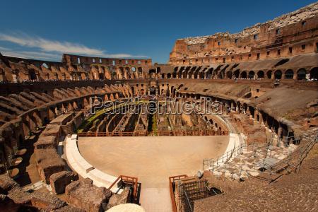 the colloseum rome