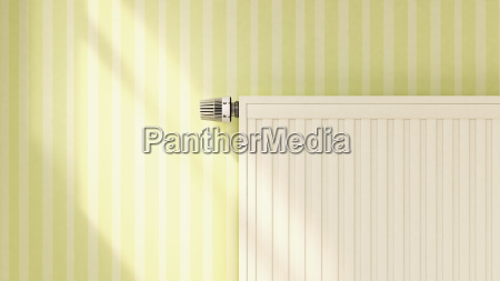 3d rendering of heater at patterned