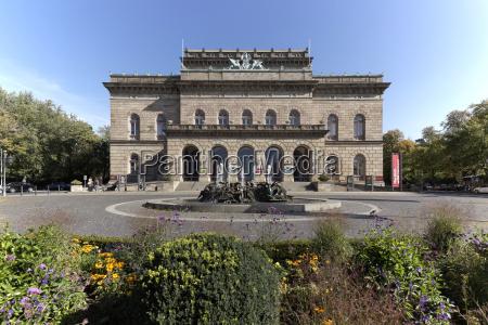 germany braunschweig state theatre