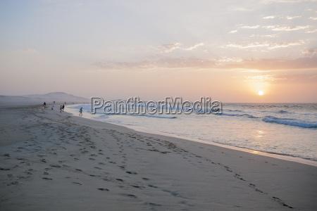 africa cape verde boa vista praia
