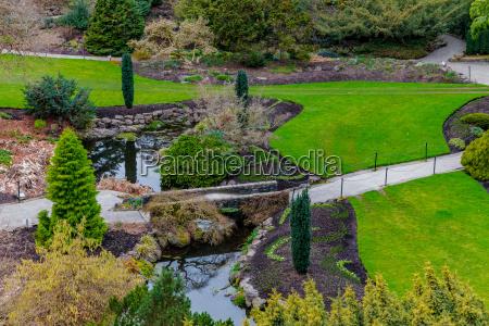 park, in, spring - 17081550