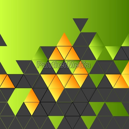 abstract tech colorful background