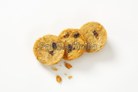nut and seed cookies