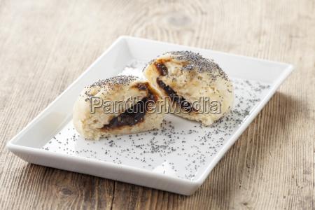 austrian, germ, dumplings, with, jam - 17349804