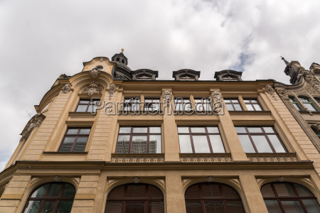 leipzig reichshof altbaufassade apartment