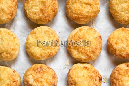 hungarian cheese pogacsa
